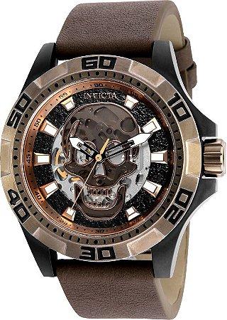Relógio Invicta Disney 25228 Edição Limitada Piratas no Caribe Automático