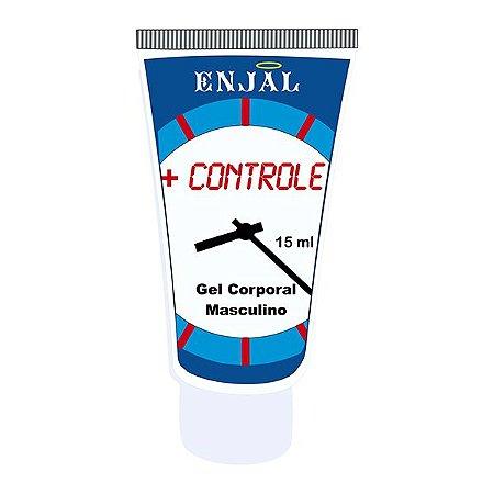 + Controle Gel Retardador da Ejaculação - Enjal - Ref: 22489