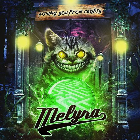 Melyra - Saving you from reality CD