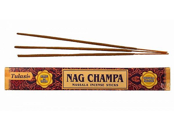 Nag Champa Tulasi