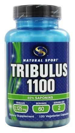 TRIBULUS 1100 (120 CÁPSULAS) - NATURAL SPORT