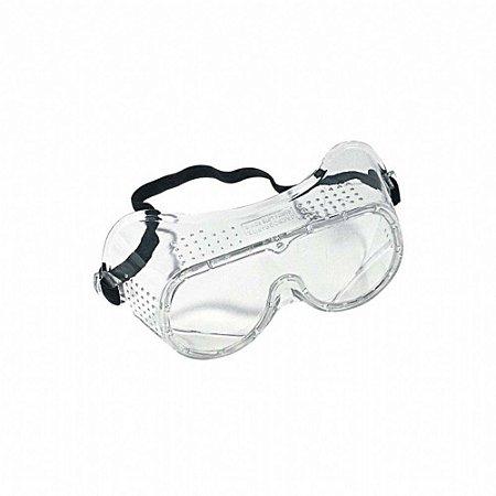 Oculos Ampla Visão Perfurado Carbografite CA 6874