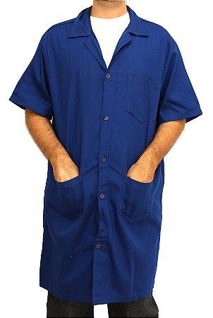 Guarda Pó Azul Uniforme Proffisional