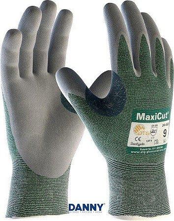 Luva Maxicut 3 Anti Corte Danny CA 27954