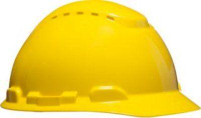 Casco H-700 Amarelo Ventilado 3M CA 29637