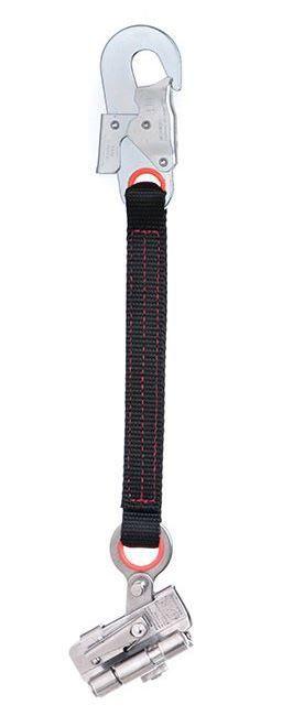 Trava Queda de Aço Inox para Corda 12mm Extensor Fita Mult 1886A