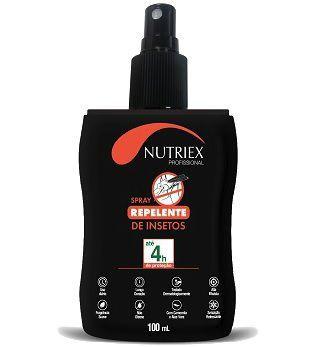 Repelente Insetos 4hs Nutriex Spray 100ml