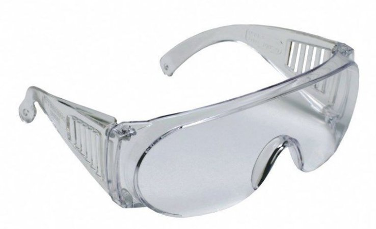 Oculos Pro Vision Incolor Sobrepor CA 6942 - Lojas Ksi - Epi ... 31549e791a