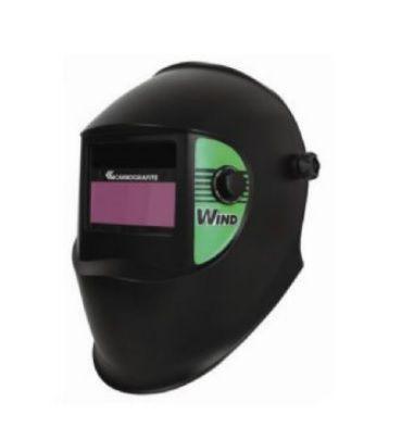 Máscara Autoescurecimento WIND ADF- 600G Soldador CA 34372 Carbografite