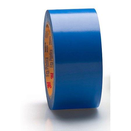 Fita de Demarcação de Solo 3M 50mm x 30mt Azul