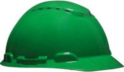 Casco H-700 Verde Ventilado 3M CA 29637 C/CARNEIRA