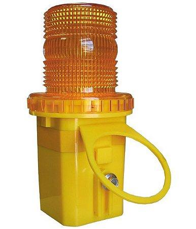 Sinalizador Unilamp para Cone SEM BATERIA