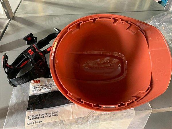 CAPACETE 3M H-700 C/ CARNEIRA CA 29638 COR:MARROM