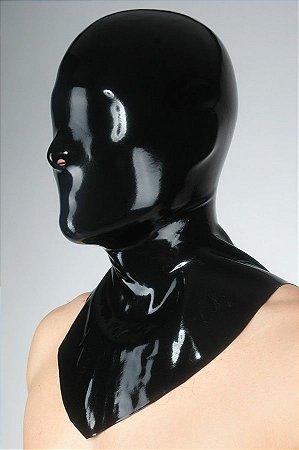 Máscara de Látex Fechada c/ Gola