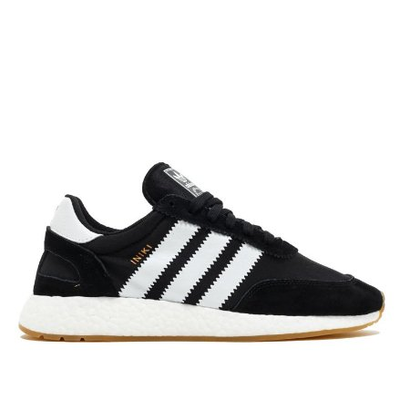5e9c73c82f5 Tênis Adidas Iniki Runner - Preto com Branco