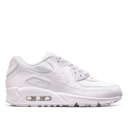 cc530720e7f Tênis Nike Air Max 90 Essential Branco - Dm Shop Store
