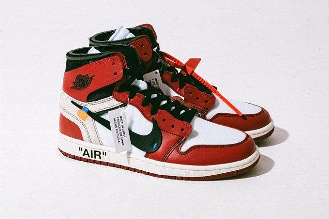 brand new 8de72 431ed Off-White x Nike Air Jordan 1 Chicago Retro