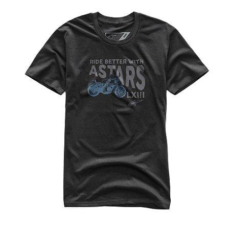 Camiseta Alpinestars Better Preta