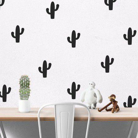 Kit de adesivos - Cactus