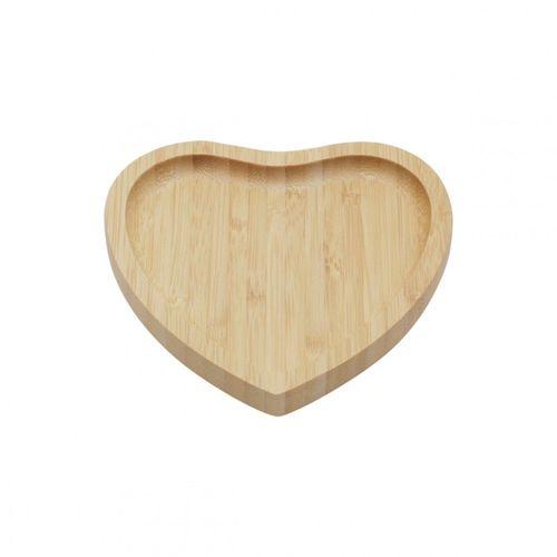 Bandeja em formato coração - P