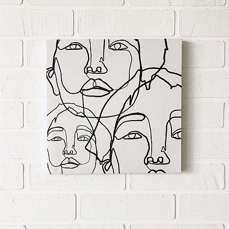Quadro faces