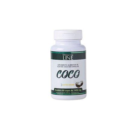 Óleo de Coco - Ação Antioxidante