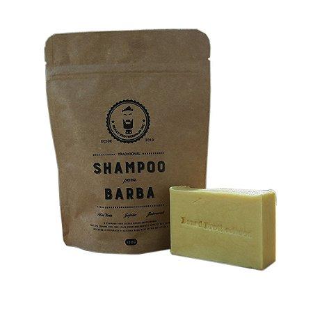 Shampoo em barra para barba - Beard Brotherhood