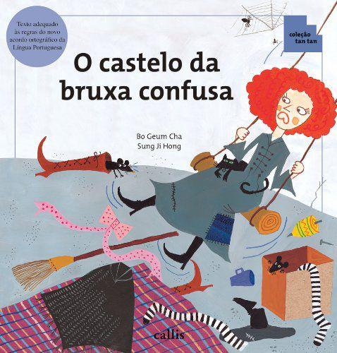 O CASTELO DA BRUXA CONFUSA