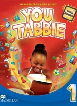 YOU TABBIE 1 SB WITH DIGIBOOK + CD - 1ST ED