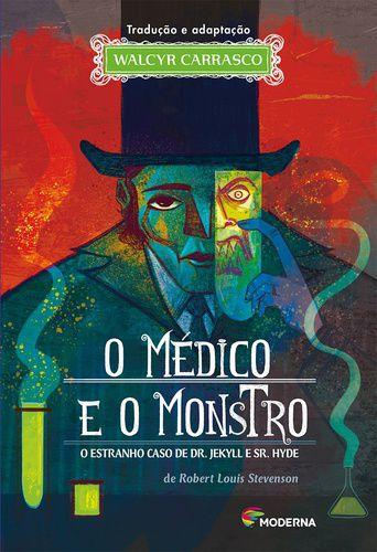 O MÉDICO E O MONSTRO-O ESTRANHO CASO DE DR. JEKYLL E SR. HYDE