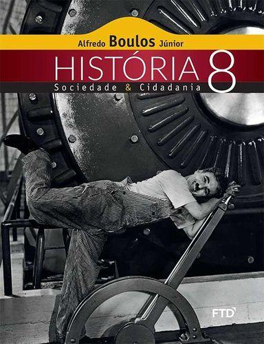 História, Sociedade & Cidadania 8