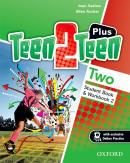 TEEN2TEEN 2 STUDENTS BOOK & WORKBOOK PLUS PACK WITH ACCESS CODE - 1ST ED