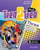 TEEN2TEEN 3 STUDENTS BOOK & WORKBOOK PLUS PACK - 1ST ED