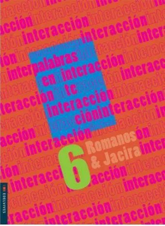 PALABRAS EN INTERACCION - VOL. 6