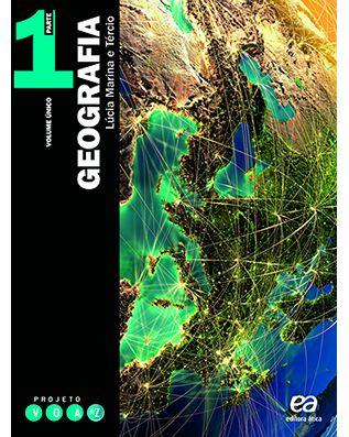 Projeto Voaz Geografia Volume único