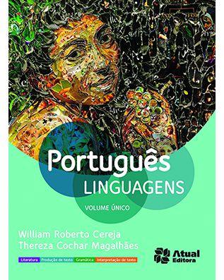Português Linguagens volume único