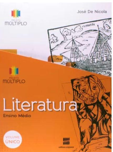 Projeto Múltiplo Literatura Volume Único
