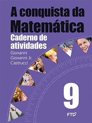 A Conquista Da Matemática 9º Ano - Caderno Atividades