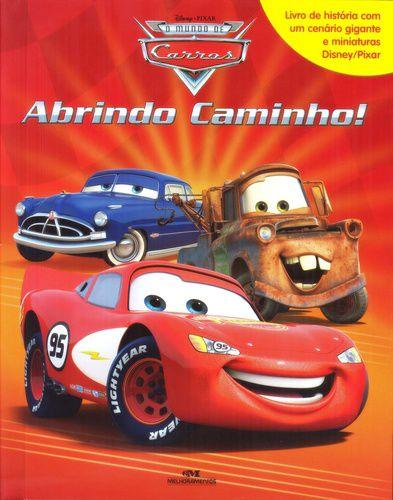ABRINDO CAMINHO! O MUNDO DE CARROS