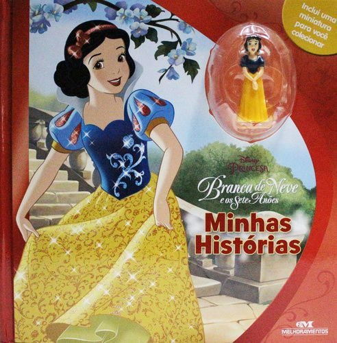 BRANCA DE NEVE E OS SETE ANÕES MINHAS HISTÓRIAS