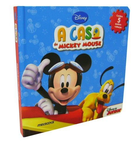 HISTÓRIAS DIVERTIDAS A CASA DO MICKEY MOUSE