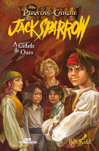 JACK SPARROW A CIDADE DE OURO