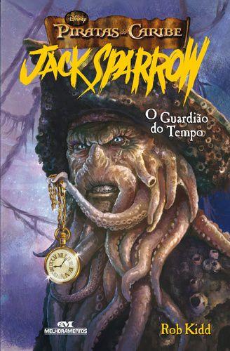 JACK SPARROW O GUARDIÃO DO TEMPO