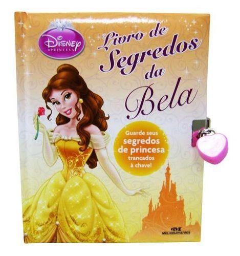 LIVRO DE SEGREDOS DA BELA