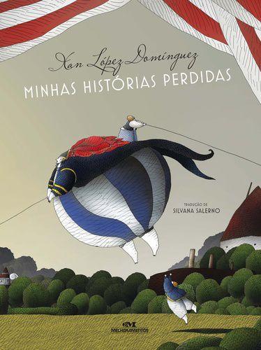 MINHAS HISTÓRIAS PERDIDAS