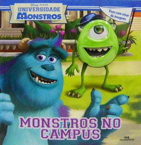 MONSTROS NO CAMPUS UNIVERSIDADE MONSTROS
