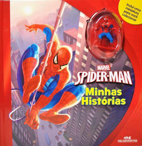 SPIDER-MAN MINHAS HISTÓRIAS