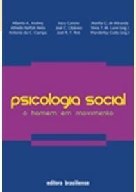 PSICOLOGIA SOCIAL -O HOMEM EM MOVIMENTO