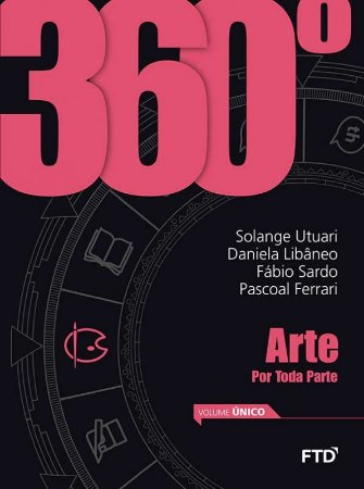 360° - ARTE - ENSINO MÉDIO - INTEGRADO