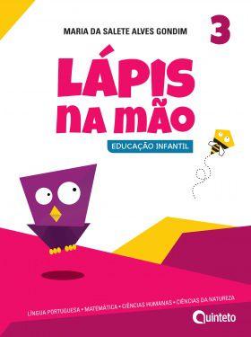 LAPIS NA MAO 3 - 2ª SERIE - EDUCAÇÃO INFANTIL - 3ª SÉRIE